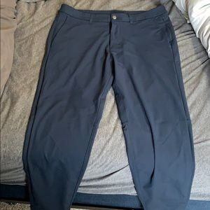 Lululemon ABC slims 34/32 - navy